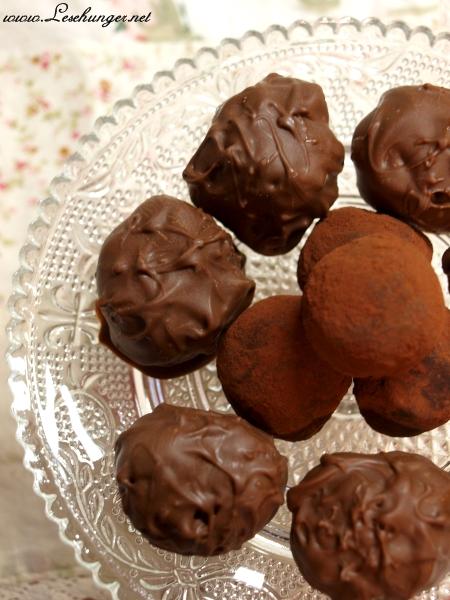 Chocolat – verführerische Pralinen: Whiskytrüffel