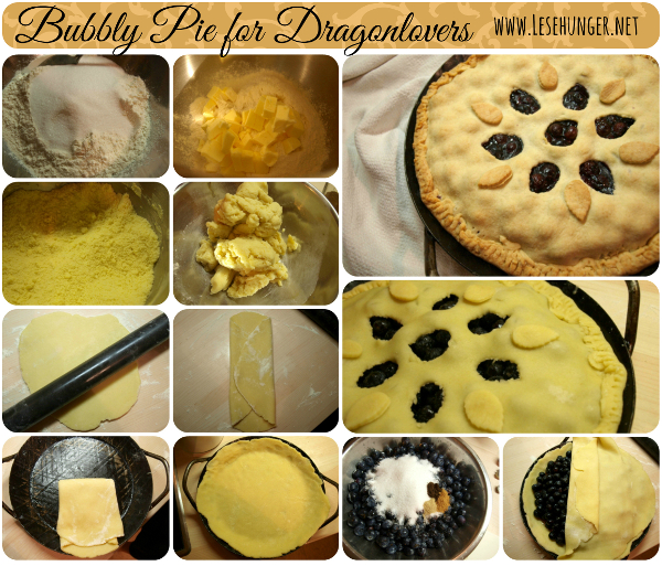 Baking Bubbly Pie