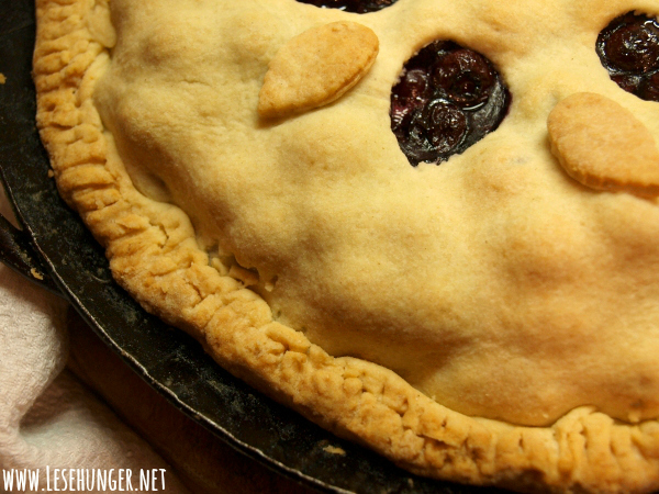 Blueberry Pie / Bubbly Pie