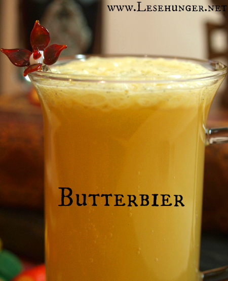 Butterbier  wie in Hogsmeade