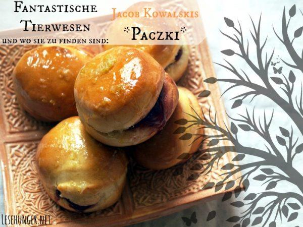 Rezept für Paczki aus dem Ofen à la Jacob Kowalski